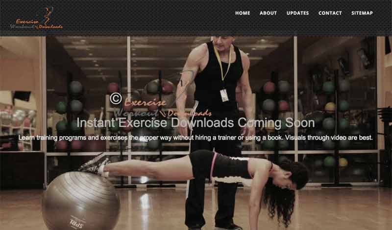 Exercise Workout Downloads