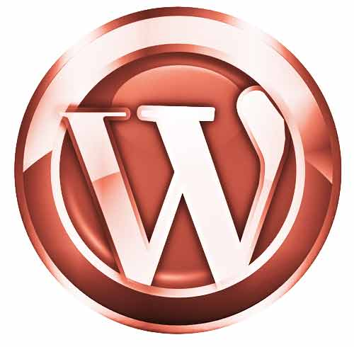 WordPress-Logo-Red