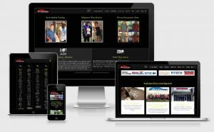 Bodysport Performance Training Display Website All Devices